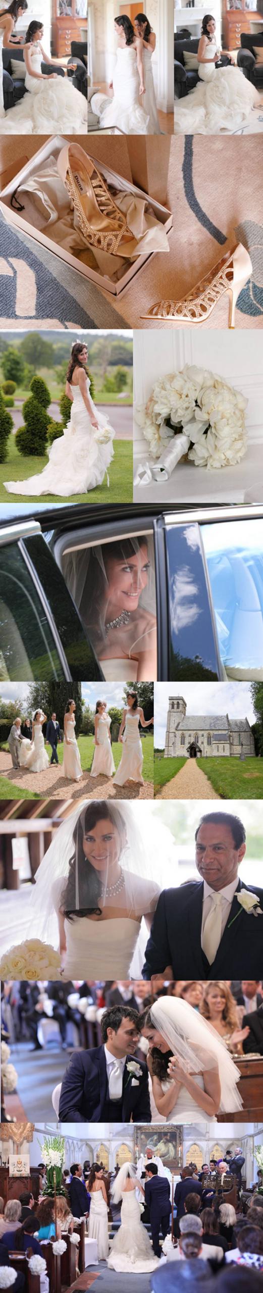 Leonie Gordon London Black & White Four Seasons Hotel Wedding2