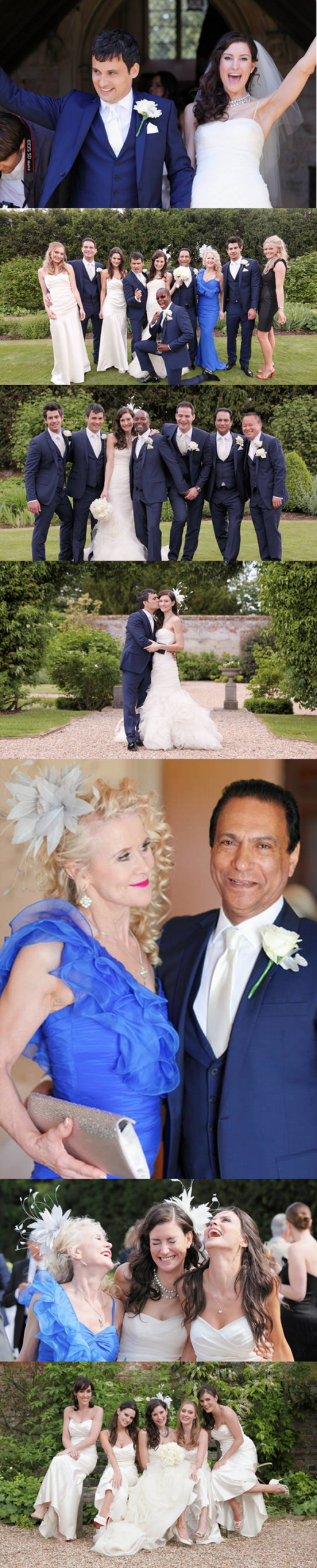 Leonie Gordon London Black & White Four Seasons Hotel Wedding3
