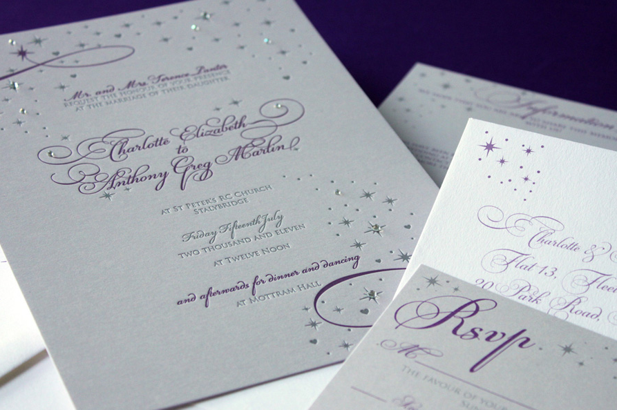 How do I choose the right Invitation design?