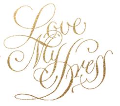 As Seen In… Love My Dress Blog