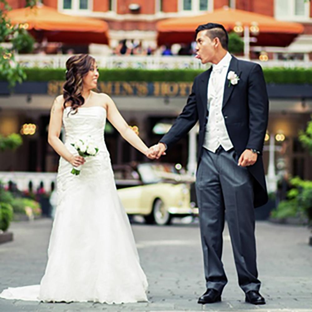 Real LGL Bride – Mrs Abella