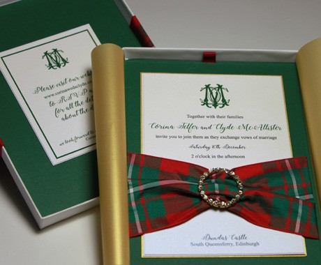 corina-clyde-scotish-tartan-boxed-invite-1