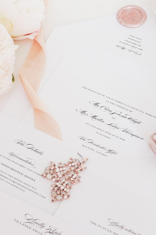 Wedding Invitation Inserts Explained