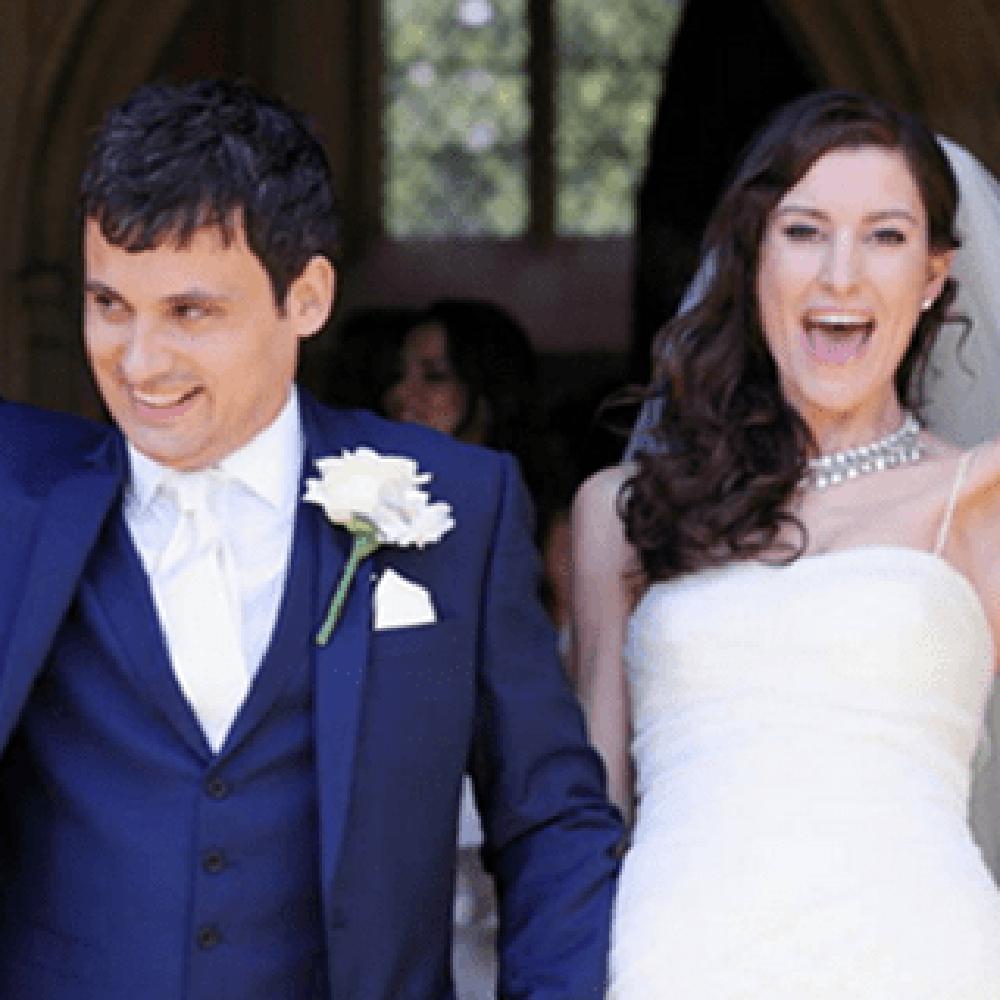 Real LGL Bride – Mrs Mazure