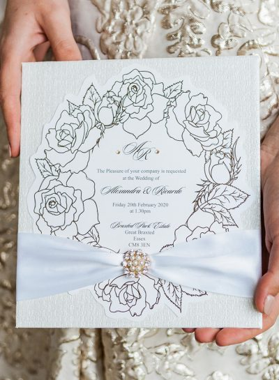 What Does Wedding Stationery Include?