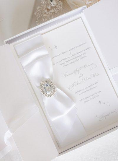 When Should I Order My Bespoke Wedding Invitations?